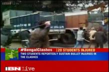 West Bengal: 20 students injured in clashes between TMC, ABVP, SFI students in Raigunj
