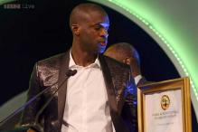 Yaya Toure wins African Footballer of the Year award