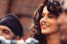 Juggling between Bollywood film 'Baby' and southern films 'Vai Raja Vai', 'Muni 3', Taapsee Pannu is finding her balance