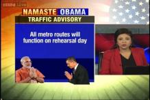 Routes to avoid during Republic Day parade rehearsals