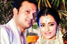 Photo of the day: Actress Trisha Krishnan gets engaged to industrialist  Varun Manian