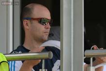 Jonathan Trott scores century for the England Lions