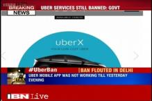 Uber resumes services in Delhi despite pending taxi licence approval