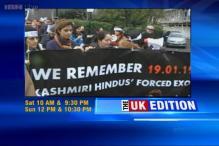 Kashmiri Hindus mark the 25th anniversary of the expulsion of Kashmiri pandits