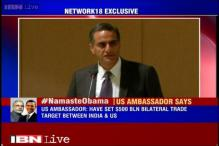Current India-US bilateral trade is at $100 billion: US Ambassador