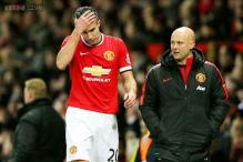 Robin van Persie unsure over long-term Manchester United future