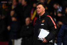Everything was against Manchester United in Cup tie: Van Gaal