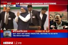 Venkaiah Naidu says BJP not involved in CBI questioning former PM Manmohan Singh in coal scam