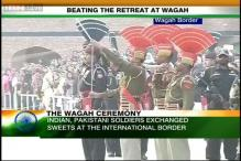 Watch: BSF, Pakistan Rangers' retreat at Wagah Border