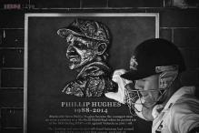 David Warner's touching tribute to 'little mate' Phillip Hughes