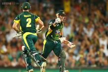 As it happened: Australia vs England, 1st ODI, Tri-series