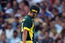 Moises Henriques replaces Shane Watson in Australian squad for Hobart ODI