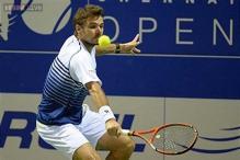 Stanislas Wawrinka retains Chennai Open after taming Aljaz Bedene