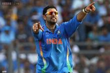 Yuvraj is a tough guy, WC omission won't affect him: Yograj Singh
