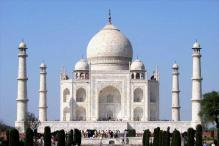 Tourism minister Mahesh Sharma pays surprise visit to Taj Mahal