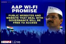 AAP's poll promise of free WiFi in Delhi with 'terms and conditions'