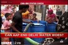 Kejriwal to distribute 20,000 litres of free water but Delhi's water woes more complex