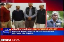 AAP demands apology from BJP after Delhi HC's clean chit on foreign funds