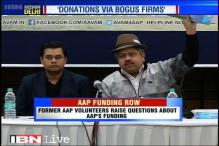 Donations made to AAP through bogus companies, allege former party volunteers