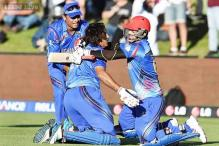 Shenwari heroics help Afghanistan dump Scotland for first World Cup win