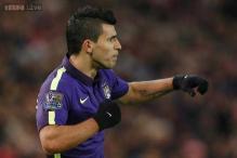 Manchester City outclass Stoke thanks to Sergio Aguero's double