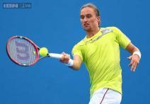 Alexandr Dolgopolov beats Teymuraz Gabashvili in Delray Beach 1st round