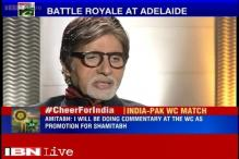Actor Amitabh Bachchan to make his commentary debut with the India-Pak match