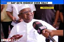 Kiran Bedi not responsible for BJP's defeat, Narendra Modi is: Anna Hazare