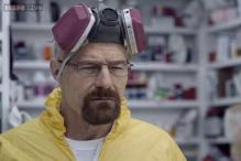 Watch: Walter White is still selling drugs, only now behind the counter!
