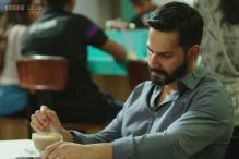 'Badlapur' new stills: Varun Dhawan can't hold back his tears as he grieves Yami Gautam's death in 'Judaai'