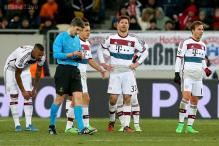 We have only ourselves to blame, says Bayern Munich after draw