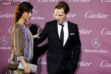 'Sherlock' star Benedict Cumberbatch marries Sophie Hunter on Valentine's Day