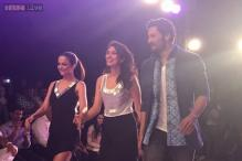 Amrita Arora and Ali Fazal add Bollywood glamour at the ongoing India Beach Fashion Week