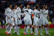 Real Madrid need to keep nerves as Barcelona, Atletico seek to close in