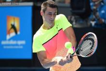 Bernard Tomic defeats 4th-seeded Alexandr Dolgopolov at Memphis Open