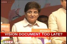 Delhi elections: BJP releases 'Vision Document', no mention of full state hood
