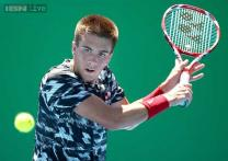 Rising star Borna Coric beats Denis Istomin in 1st round of Open 13