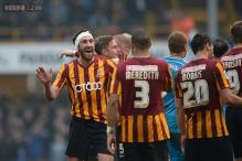 FA Cup: Third tier Bradford oust Sunderland, Arsenal advance