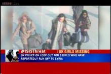British Police launch appeal to find 'Syria-bound' schoolgirls