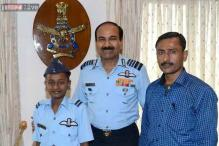 Chief of Air Staff, Air Chief Marshal Arup Raha condoles death of cancer patient Chandan