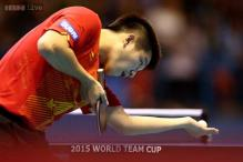 China's world no.1 Xu Xin confirmed for Asian Cup TT in Jaipur