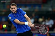 Marin Cilic pulls out of Zagreb indoors tennis tournament
