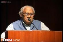 Prof CNR Rao mourns loss of reading habit among youth