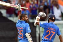 Shikhar Dhawan lucky to be surrounded by understanding people: Holding