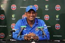 'Dhoni prime example of a disciplined cricketer'