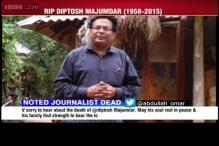 Senior journalist Diptosh Majumdar passes away