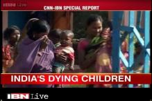 Nearly 50 per cent of children in India suffering from malnutrition