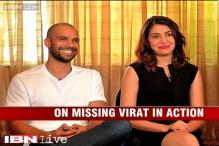 e Lounge: Anushka Sharma talks about 'NH 10', India-Pakistan match