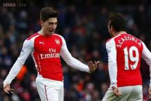 Gulf in class as Arsenal put five past hapless Aston Villa