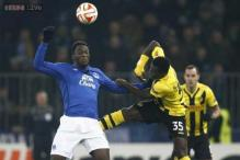 Europa League: Lukaku nets Everton treble while Celtic, Inter Milan draw